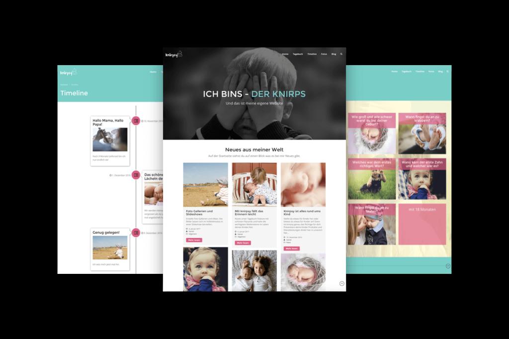 Knirpsy Blog Fun Baby Blog privat / Mama Blog persönlich