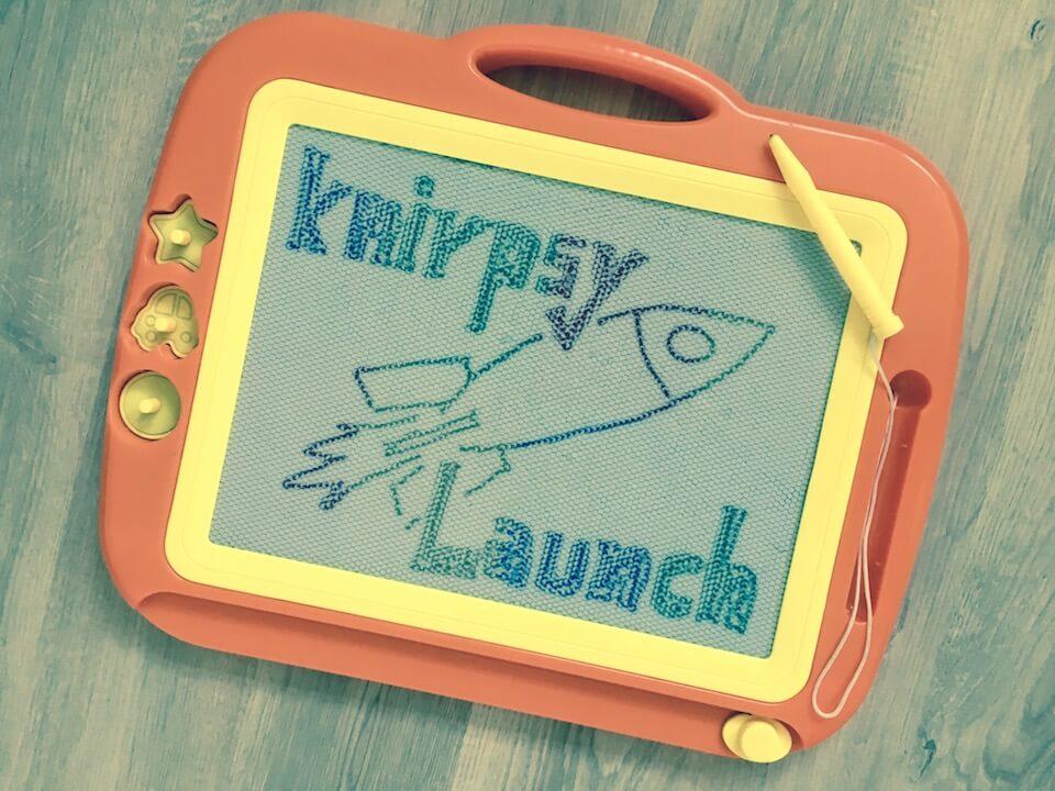 Knirpsy erblickt das Licht der Welt